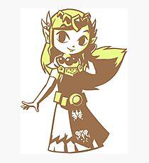 Lámina fotográfica Zelda - Spirit Tracks
