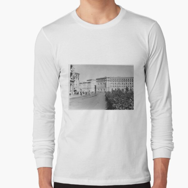 Norilsk, Norillag, Норильск, Норильлаг, Gulag, ГУЛаг Long Sleeve T-Shirt