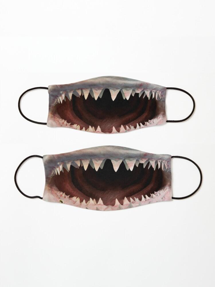Alternate view of Shark Jaw Mask