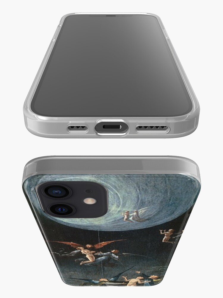 Alternate view of Hieronymus #Bosch #HieronymusBosch #Painting Art Famous Painter   iPhone Case