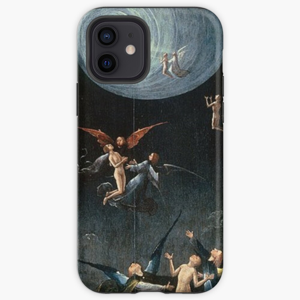 Hieronymus #Bosch #HieronymusBosch #Painting Art Famous Painter: iPhone Case & Cover