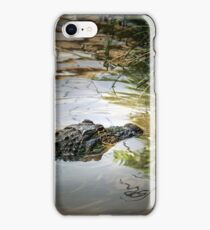 something in the water iPhone Case/Skin