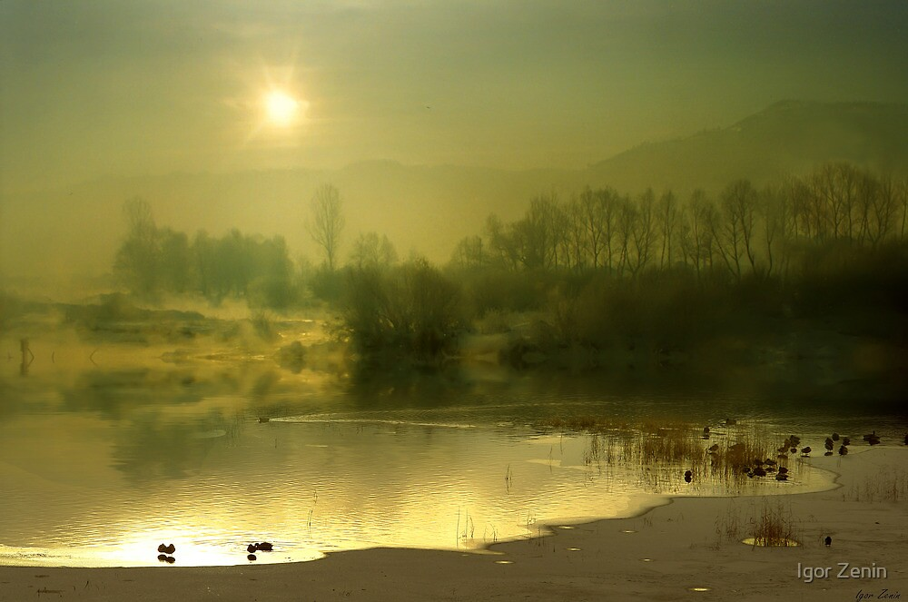 One Spring Morning by Igor Zenin