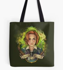 The Skeptic Tote Bag