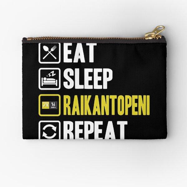 Eat Sleep Raikantopeni Repeat Bolsos de mano