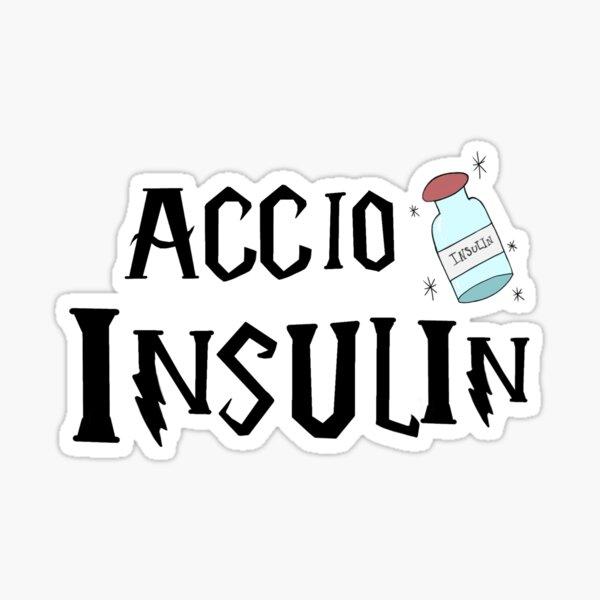 Accio Insulin Sticker