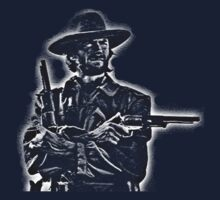 the outlaw josey wales t-shirt