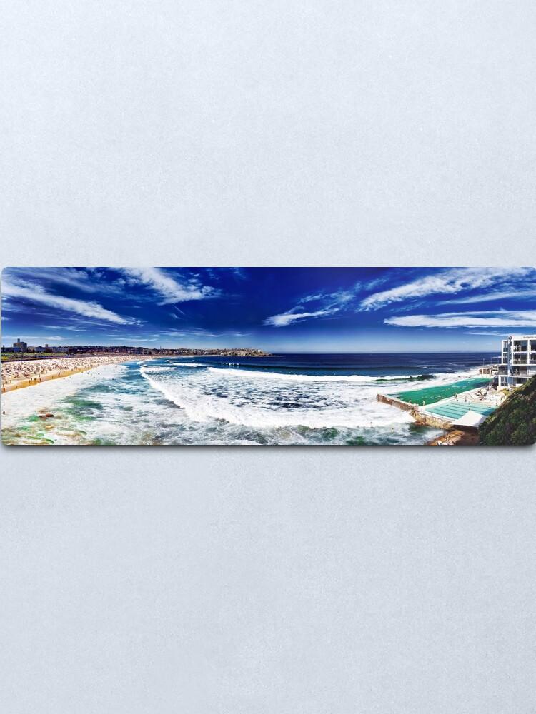 Alternate view of Bondi Beach Metal Print