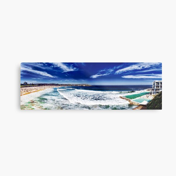Bondi Beach Metal Print
