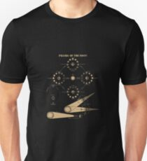 Smith's Illustrated Astronomy - Phases of the Moon - Page 32 Unisex T-Shirt