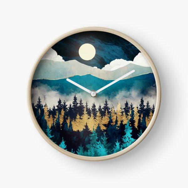 Evening Mist Clock