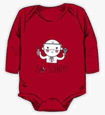 Little Scientist One Piece - Long Sleeve