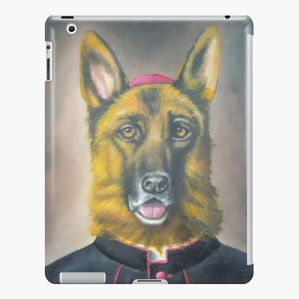 Bishop Dog iPad Snap Case