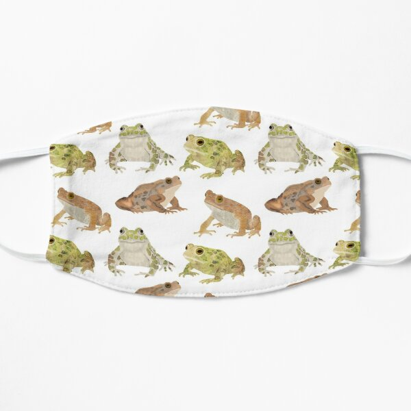 Toads Flat Mask