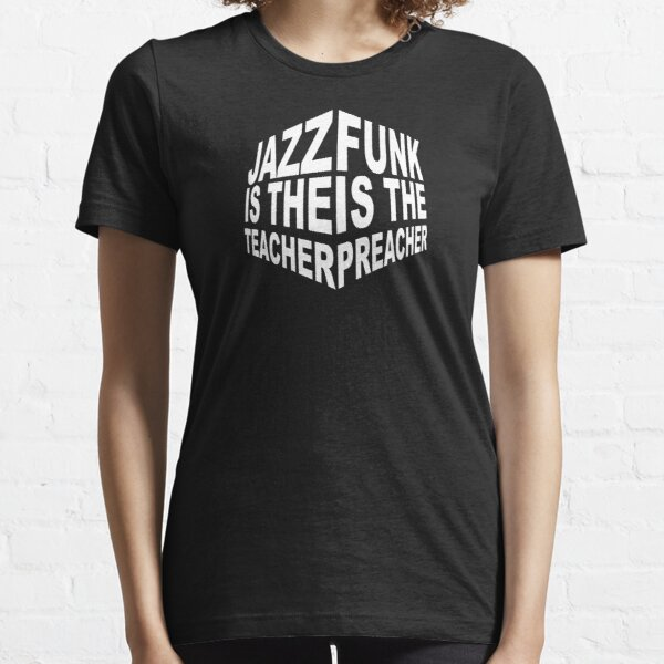 Jazzfunk Cube Essential T-Shirt