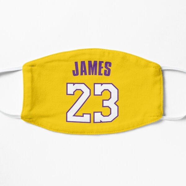 LeBron James 23 Flat Mask