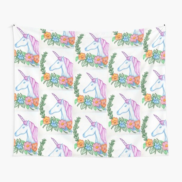 I still Believe in Magic - and Unicorns! Tapestry