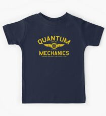 QUANTUM MECHANICS Kids Clothes