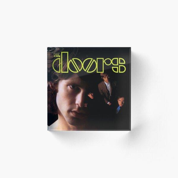 Album cover (HD) Acrylic Block