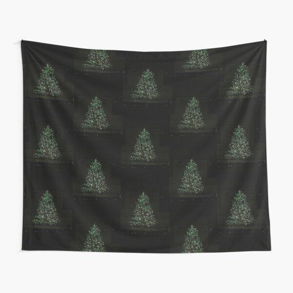 Christmas Tree Magic Tapestry