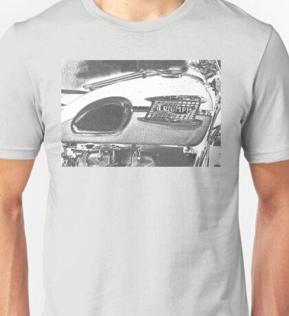 Gas Tank Triumph TR6 (1959) T-Shirt