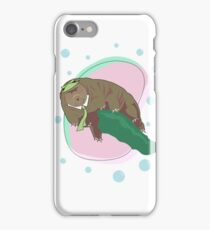Yogi Water Bear iPhone Case/Skin