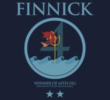 Finnick emblem