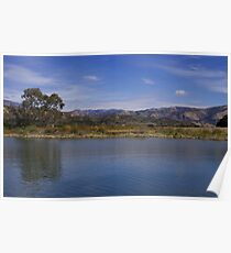 Cachuma Lake California #2 Poster