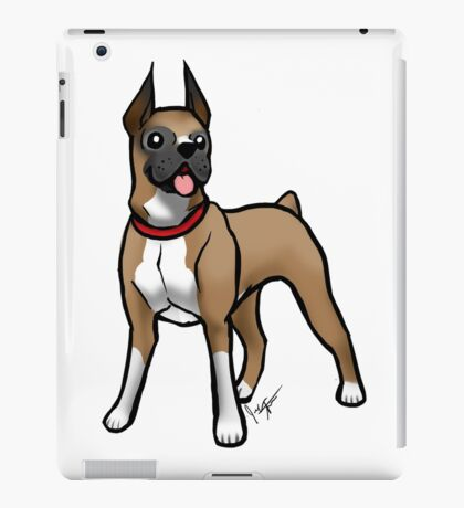 Boxer iPad Case/Skin