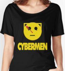 CYBERWATCHMEN Women's Relaxed Fit T-Shirt