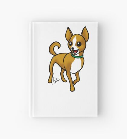Chihuahua Hardcover Journal