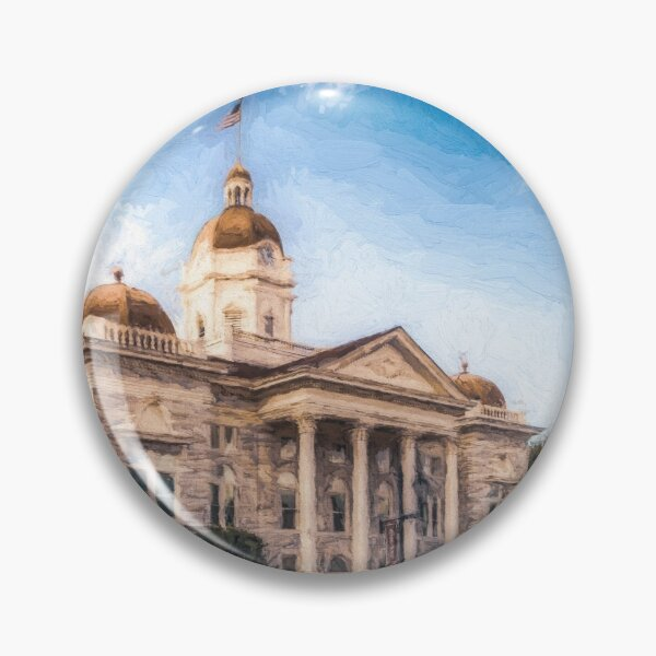 The Shelby Courthouse  Pin