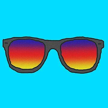 Sunset Sunglasses by JoeRogoff
