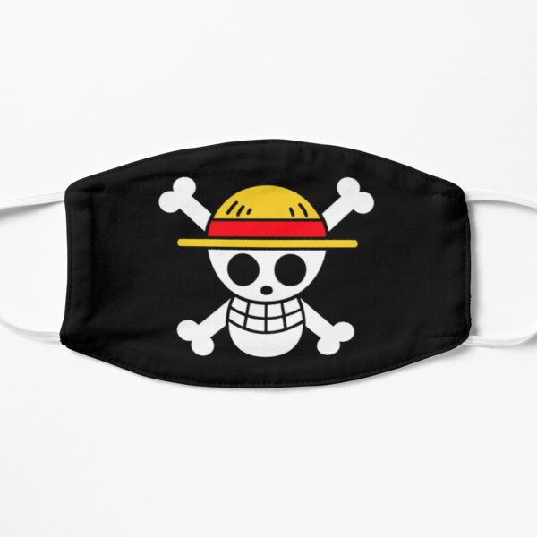 ONE PIECE LUFFY JOLLY ROGER Mask