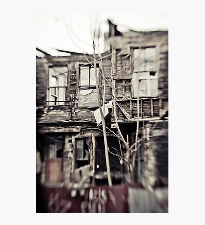 The Backstreets Photographic Print