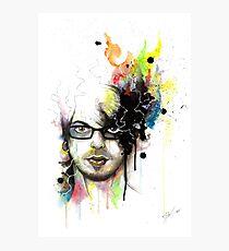 Self-Portrait Photographic Print