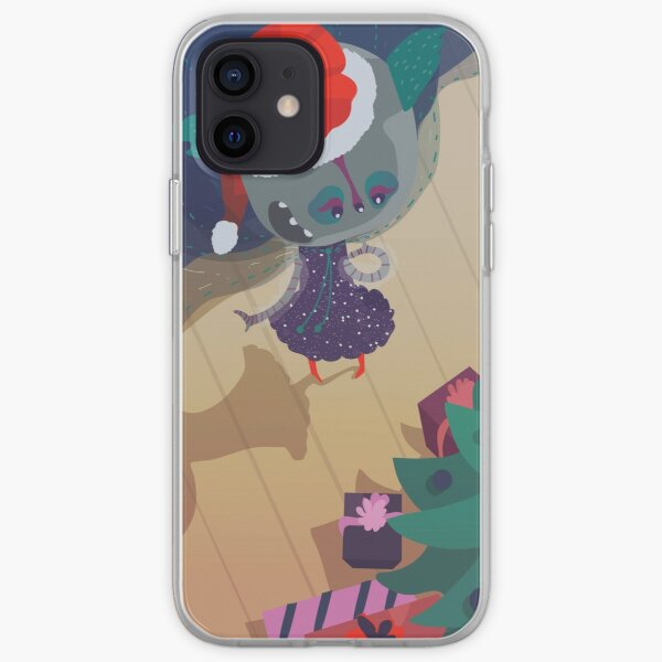 Even the strangest princess ever waits for a present iPhone Soft Case