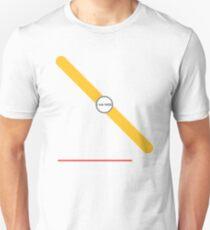 ¥ORK UNIVERSITY [black] Unisex T-Shirt
