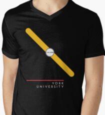 ¥ORK UNIVERSITY [black] T-Shirt