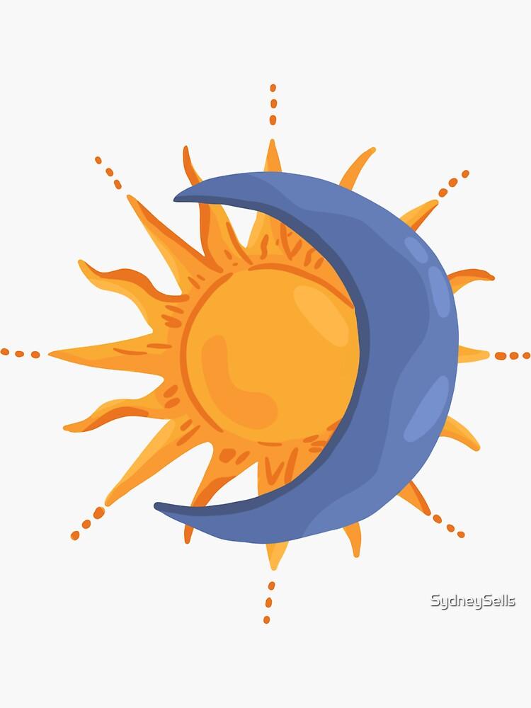 Sun and Moon by SydneySells