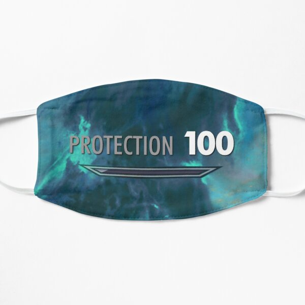 Skyrim - Protection 100 Masque sans plis