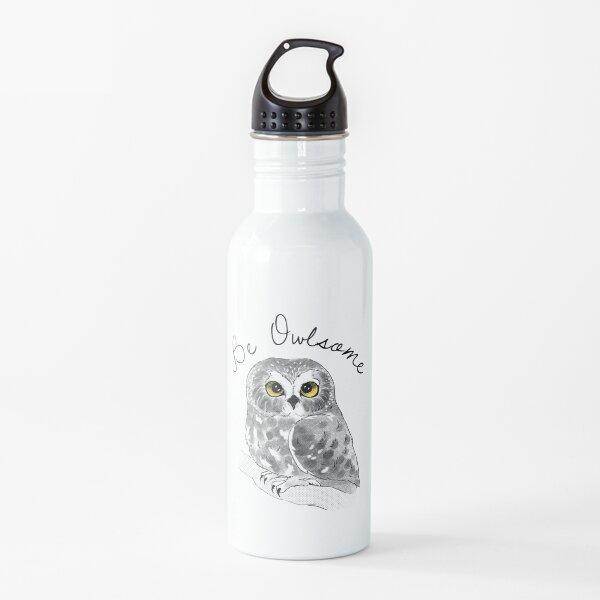 Be Owlsome Water Bottle