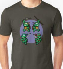Super TMNT World T-Shirt