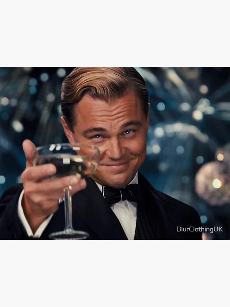 Leonardo Dicaprio Great Gatsby by BlurClothingUK