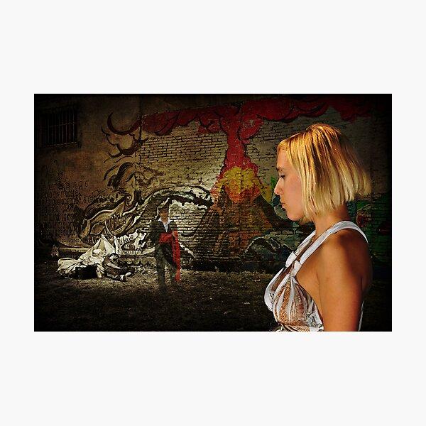 Tango Dreaming Photographic Print