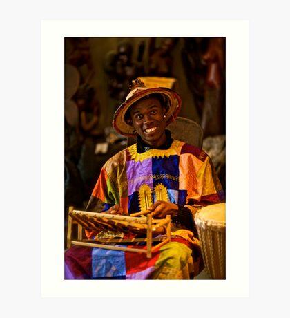7 ★★★★★. My features Art that I LOVE!! Jolie Portrait Karamo . Ah !!! J'adore Senegal . by Andrew Adalberto Brown Sugar. 4 favoritings 86 views . Featured in African Art & Photography. Art Print