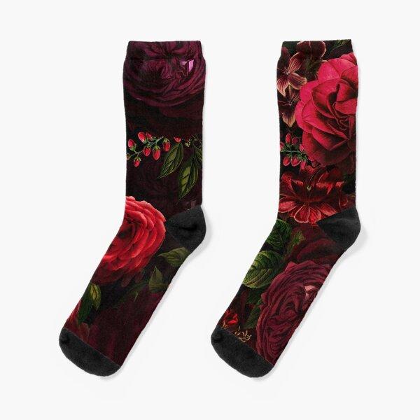 Mystical night VI Socks