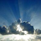 Sky Burst by Nasibu Mwande