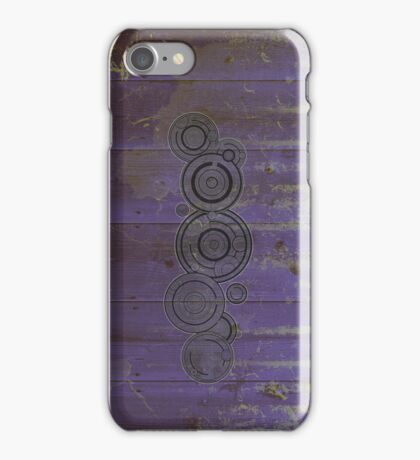 The name of The Doctor   iPhone Case/Skin