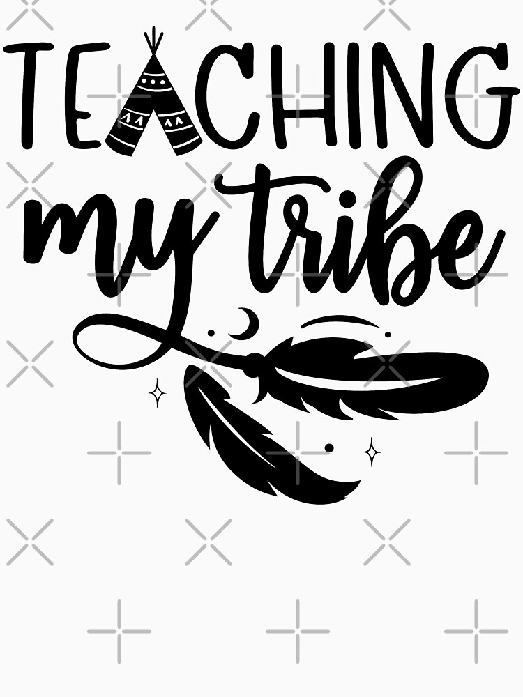 Teaching My Tribe by wantneedlove